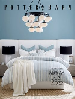 Home & Furniture offers in the Pottery Barn catalogue in San Bernardino CA ( Expires tomorrow )