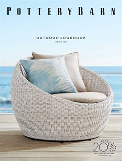Home & Furniture offers in the Pottery Barn catalogue in Lincolnwood IL ( More than a month )