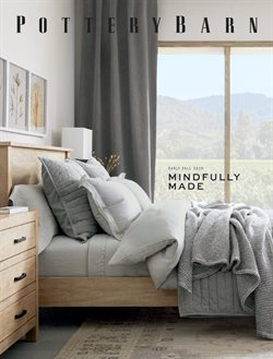Home & Furniture offers in the Pottery Barn catalogue in New York ( 6 days left )