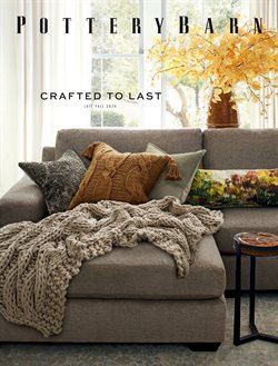 Pottery Barn catalogue ( 25 days left )