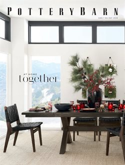 Pottery Barn catalogue ( 6 days left )