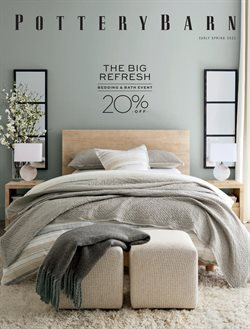 Pottery Barn catalogue ( More than a month )