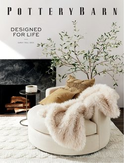 Home & Furniture deals in the Pottery Barn catalog ( 2 days left)