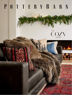 Home & Furniture deals in the Pottery Barn catalog ( Published today)