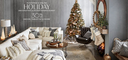 Pottery Barn deals in the Columbus OH weekly ad