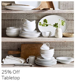 Pottery Barn deals in the New York weekly ad