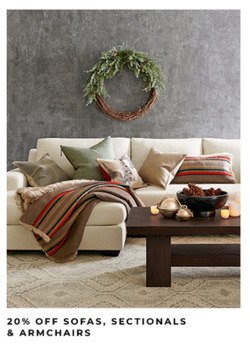 Pottery Barn coupon ( Expires tomorrow )