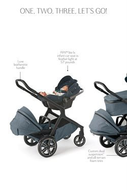 Baby stroller deals in the Pottery Barn Kids weekly ad in Flushing NY