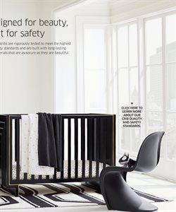 Cradle deals in the Pottery Barn Kids weekly ad in New York