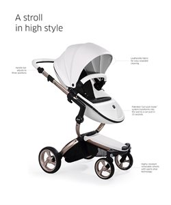 Baby stroller deals in the Pottery Barn Kids weekly ad in Livonia MI
