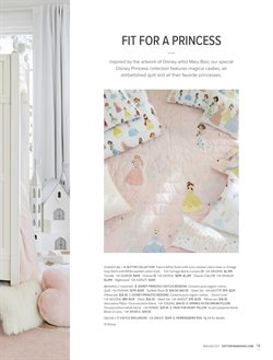 Disney Princesses deals in the Pottery Barn Kids weekly ad in New York