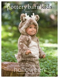 Kids, Toys & Babies deals in the Pottery Barn Kids weekly ad in New York