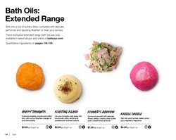 Valentine's Day deals in the Lush Cosmetics weekly ad in New York