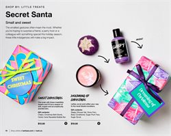 Scrub deals in the Lush Cosmetics weekly ad in Kenner LA