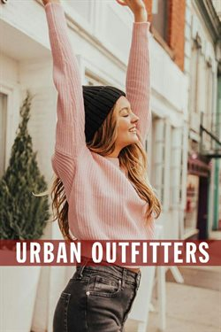 Urban Outfitters deals in the Dallas TX weekly ad