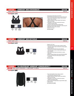 Sportswear deals in the Under Armour weekly ad in New York