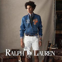 Luxury brands deals in the Ralph Lauren weekly ad in Ontario CA