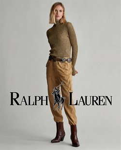 Luxury brands offers in the Ralph Lauren catalogue in Norwalk CT ( 12 days left )