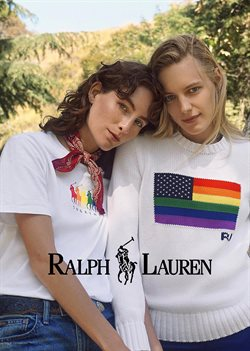 Luxury brands offers in the Ralph Lauren catalogue in West Jordan UT ( 24 days left )