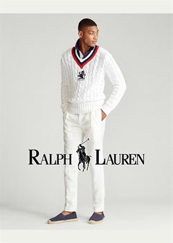 Luxury brands offers in the Ralph Lauren catalogue in Huntington Station NY ( 20 days left )