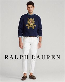 Luxury brands offers in the Ralph Lauren catalogue in Niagara Falls NY ( 11 days left )