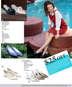 Heels deals in the Rangoni Firenze weekly ad in New York