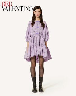 Luxury brands deals in the Red Valentino catalog ( 21 days left)