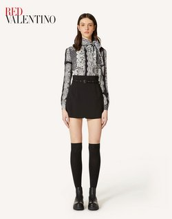 Luxury brands deals in the Red Valentino catalog ( Published today)