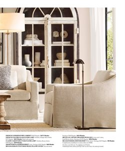 Prints deals in the Restoration Hardware weekly ad in Whittier CA