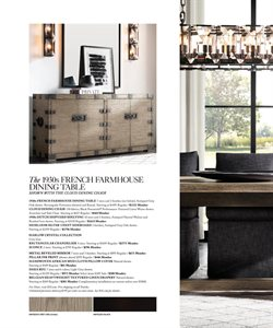 Prints deals in the Restoration Hardware weekly ad in San Jose CA