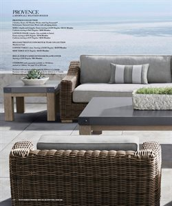 Bella deals in the Restoration Hardware weekly ad in New York