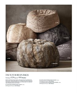 Chairs deals in the Restoration Hardware weekly ad in New York