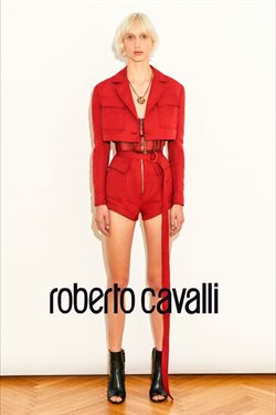 Roberto Cavalli deals in the New York weekly ad
