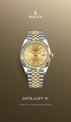 Jewelry & Watches offers in the Rolex catalogue in Rockford IL ( 21 days left )