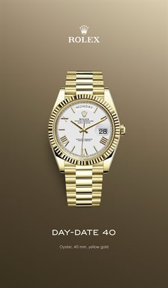 Rolex catalogue ( Expires today )