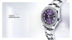 Jewelry & Watches offers in the Rolex catalogue ( More than a month )
