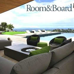 Room & Board deals in the New York weekly ad