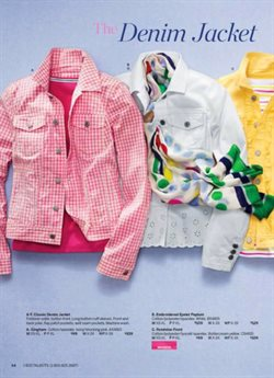 Jacket deals in the Talbots weekly ad in Los Angeles CA