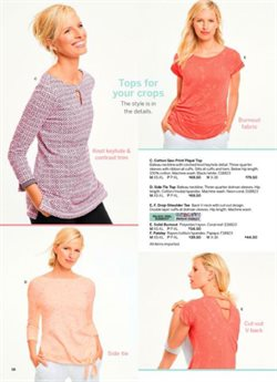 Top deals in the Talbots weekly ad in East Lansing MI