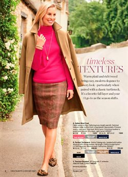 Pendant deals in the Talbots weekly ad in Los Angeles CA