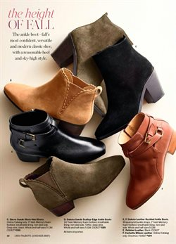 Boots deals in the Talbots weekly ad in Dallas TX