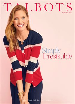 Talbots deals in the Sugar Land TX weekly ad