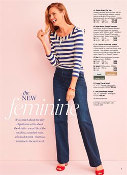 Sandals deals in the Talbots weekly ad in Minneapolis MN