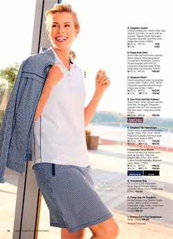 Carnival deals in the Talbots weekly ad in New York
