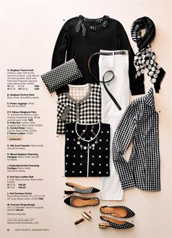 Heels deals in the Talbots weekly ad in New York