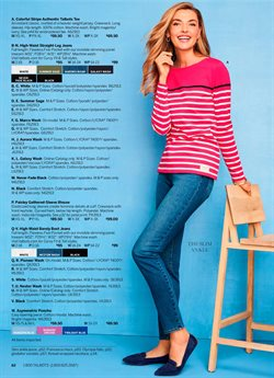 Boots deals in the Talbots weekly ad in New York