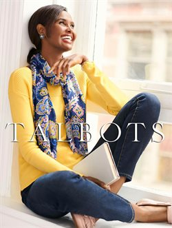 Talbots deals in the Dallas TX weekly ad