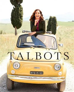 Talbots deals in the New York weekly ad