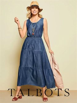 Talbots catalogue in San Antonio TX ( More than a month )