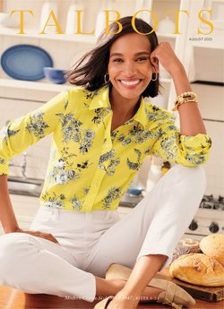 Clothing & Apparel deals in the Talbots catalog ( 1 day ago)